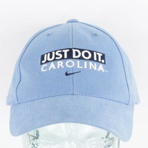 Vintage Nike North Carolina Tar Heels Dad Hat Blue